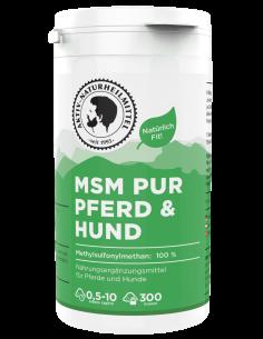 MSM für Pferd und Hund