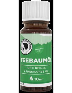 Aktiv Naturheilmittel - Original Australisches Teebaumöl - 10ml