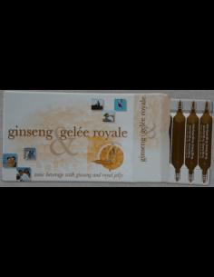 Gelee Royale + Ginseng Ampullen 2